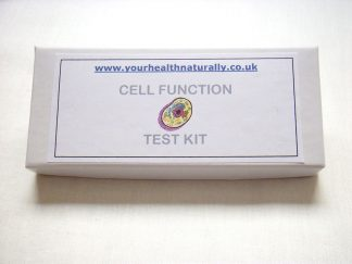 Cell Function Test Kit - Your health naturally