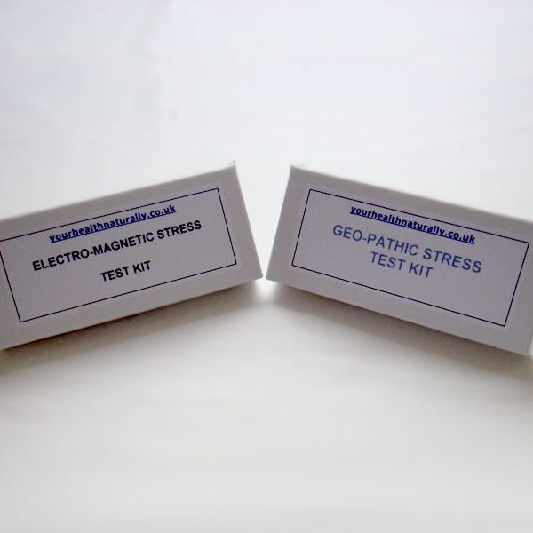 Stress Test Uk: Electromagnetic Stress And Geopathic Stress Tests Kits